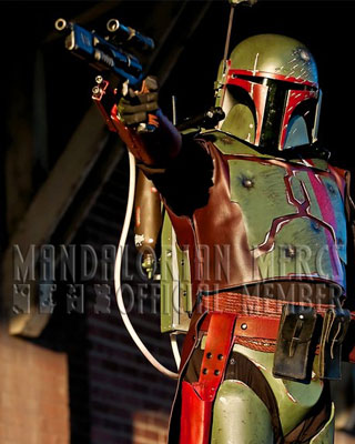 Mandalorian Mercs Star Wars
